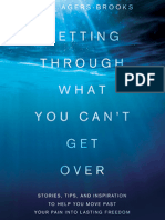 Dr. Edith Eger's Story - Excerpt from Getting Through What You Can't Get Over