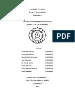 Laporan Tutorial Blok Hematologi