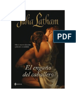 Julia Latham El Engaño Del Caballero 1 x