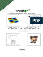 ENSIM2A Vibrations&Acoustique 2
