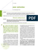 Antimicrobianos Naturales