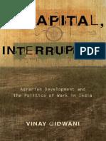 Capital, Interrupted