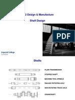 Shaft Design Flow Chart