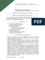 Unidad III Formato Word Desarrollo Sustentable
