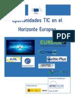 Oportunidades 2015 TIC en EUROPA