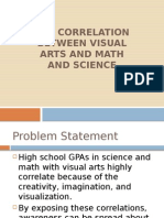 Correlations Between Visual Arts and Math and Sciences Pwpt region 2.pptx