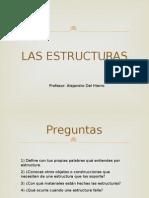 Las Estructuras
