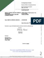 Wilson Humberto Ismatul Cordova, A206 563 666 (BIA March 10, 2015)