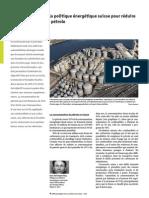 Les Instruments de La Politique Énergétique Suisse