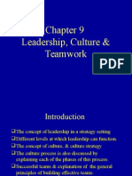 Corporate Strategy _ Chapter 9