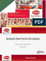 11-BPP en Producción de Pollo de Engorda