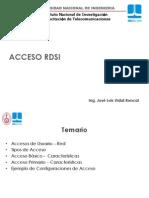 05. Accesos RDSI