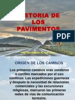 Historia de Los Pavimentos