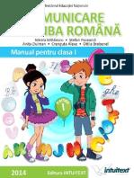 CLR 1 Manual Intuitext Semestrul i