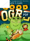 Good Ogre by Platte F. Clark (Excerpt)