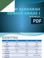 Demam Berdarah Dengue Grade I