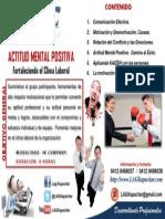 015 Actitud Mental Positiva