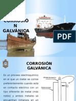 Corrosión Galvánica