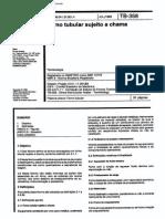 NBR 10778 TB 358 - Forno Tubular Sujeito a Chama