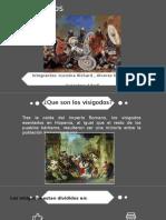 Historia Universal - Los VISIGODOS