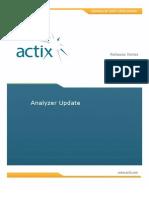 Actiz Analyzer ReleaseNotes AnalyzerUpdate 2014 12 December