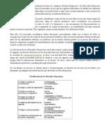 Los Mercados Financieros Constituyen La Base de Cualquier Sistema Financiero