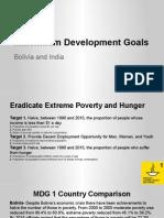 millennium development goals power point
