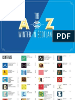 The A to Z Winter in Scotland