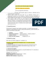 Especificaciones Tecnicas Parque Abdon Calderon