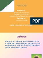 allergy presentation ppt.ppt