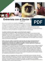 Entrevista con Dr. Dan Lyons ESPAÑOL