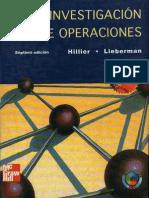 Investigacion de Operaciones - Hillier Lieberman
