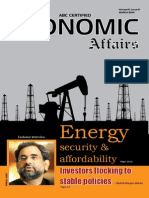 Monthly Economic Affairs March, 2014