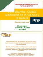 Programa UNICO Jaime de Ugarte