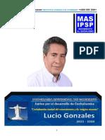 Programa MAS Lucio Gonzales