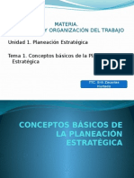 CONCEPTOS BÁSICOS DE LA PLANEACIÓN ESTRATÉGICA.pptx