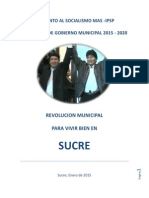 Programa MAS Jorge Arcienega