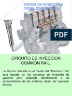 Sistema de Inyeccion Diesel Common Rail