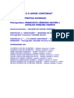 E o Amor Continua (psicografia Chico Xavier e Divaldo Pereira Franco - espíritos diversos).pdf