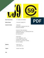 Profil C59