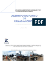 Album Fotografico Camas Anodicas