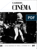Cahiers du Cinema 064