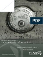 Linux Essentials Aula 1