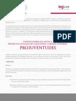 Convocatoria_PROJUVENTUDES