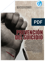 Manual de Prevencion de Suicidio