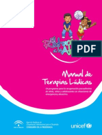 Manual de Terapia Lúdicas