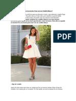 1.- Qué Accesorios Usar Con Un Vestido Blanco