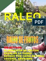 6a Clase Raleo