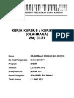 Cover Kerja Kursus