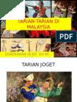 Tarian-tarian Di Malaysia